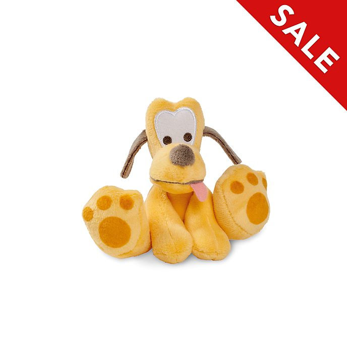 Disney Store - Tiny Big Feet - Pluto - Kuscheltier mini