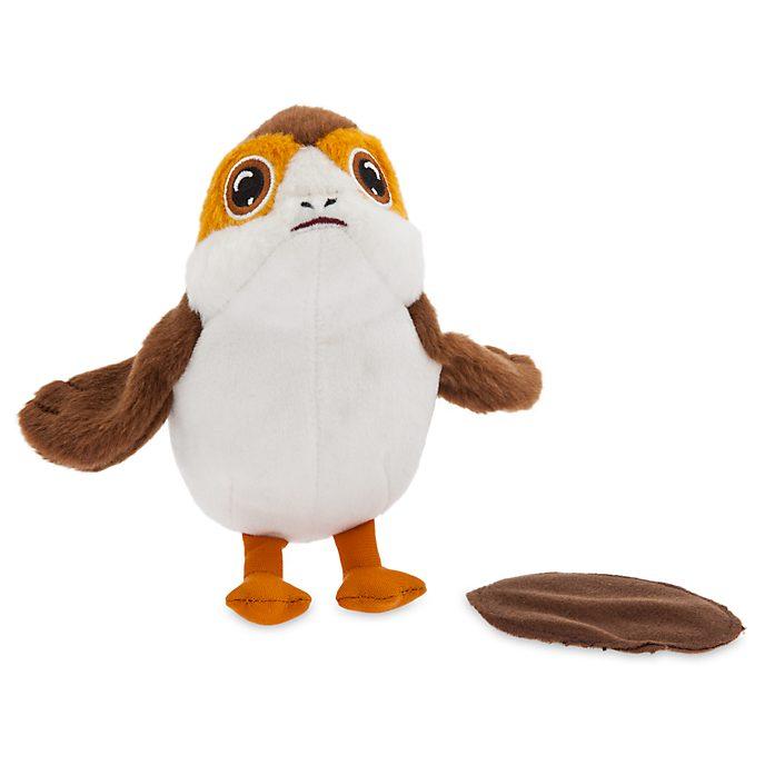 Peluche Porg para el hombro, Disney Store