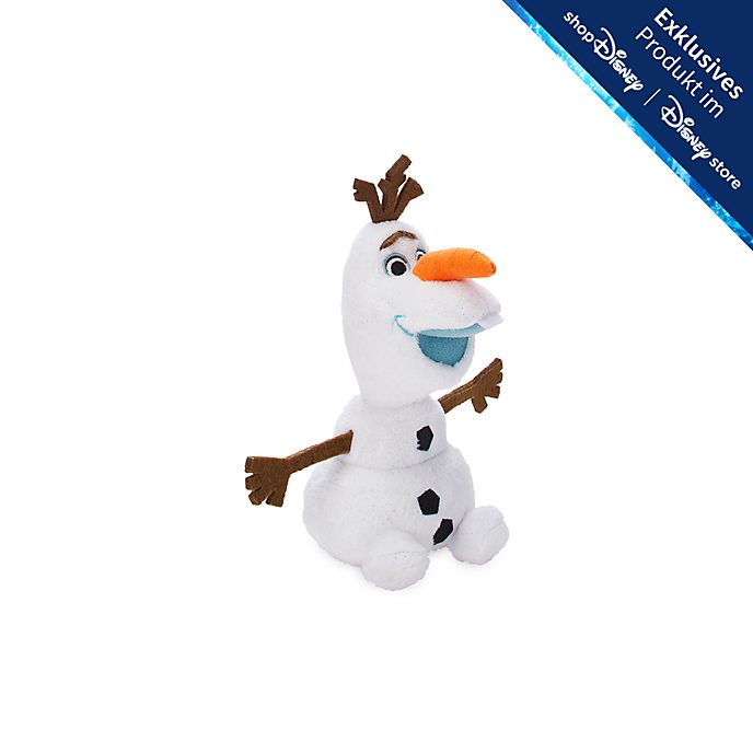 Disney Store - Die Eiskönigin 2 - Olaf - Bean Bag Stofftier mini