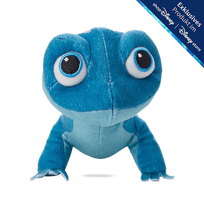 Disney Store - Die Eiskönigin2 - Salamander - Bean Bag Stofftier mini