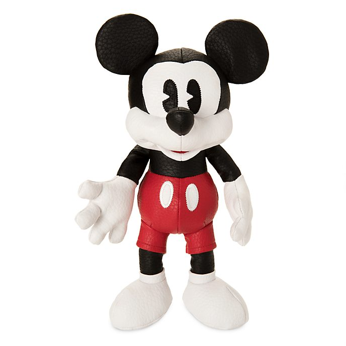 Disney Store Mickey Mouse Special Edition Small Soft Toy