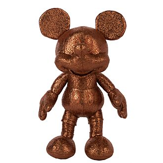 Mini peluche imbottito Topolino bronzo Disney Store