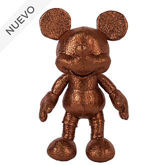 Minipeluche Mickey Mouse, colección bronce, Disney Store
