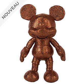 Disney Store Peluche miniature Mickey effet bronze