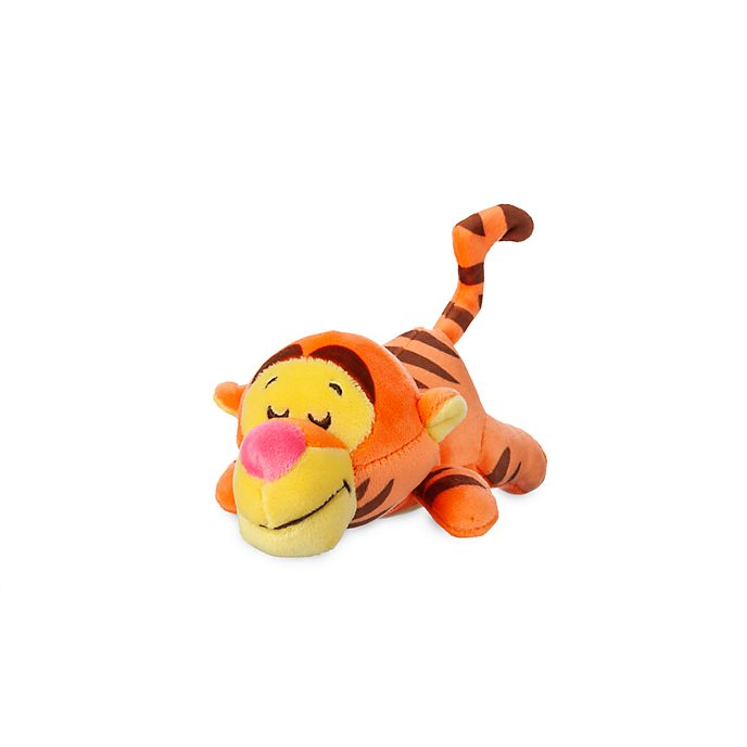 Disney Store Tigger Cuddleez Mini Bean Bag