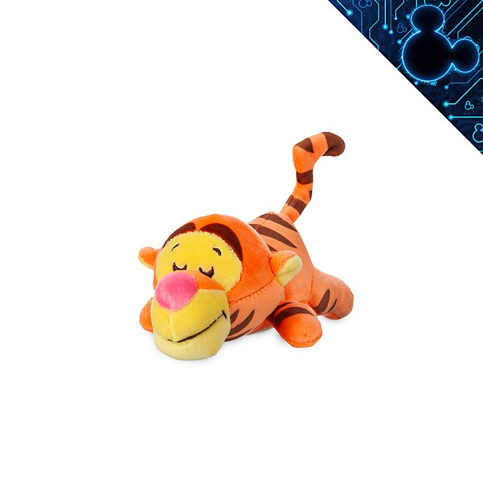 Disney Store - Cuddleez - Tigger - Bean Bag Stofftier mini