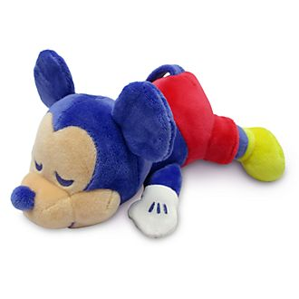 Disney Store Mickey Mouse Cuddleez Mini Bean Bag