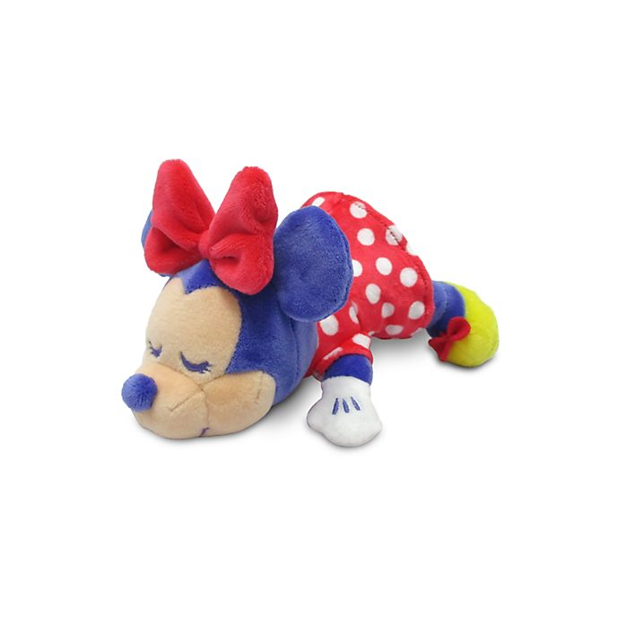 Disney Store Minnie Mouse Cuddleez Mini Bean Bag