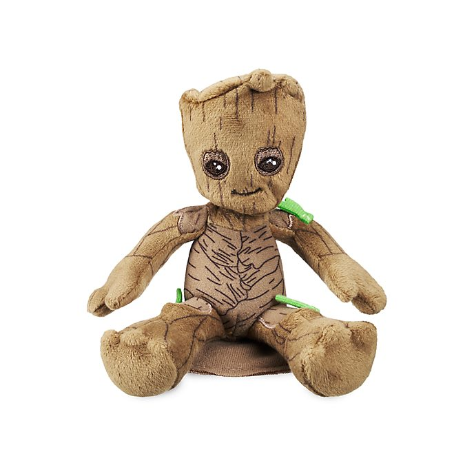 Disney Store - Guardians of the Galaxy - Groot - Kuschelpuppe für die Schulter