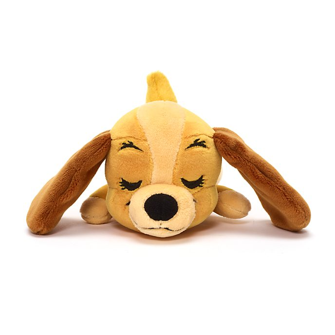 Disney Store Lady Cuddleez Mini Bean Bag