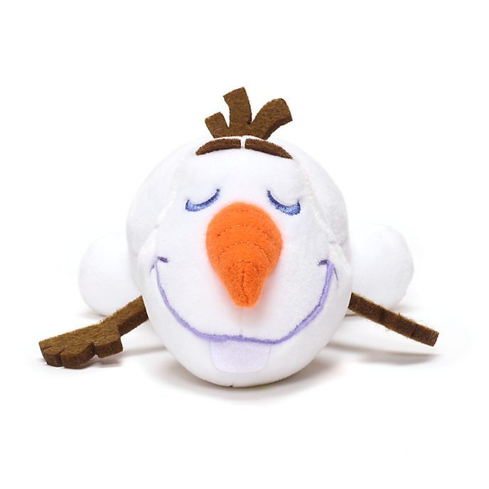Disney Store Olaf Cuddleez Mini Bean Bag, Frozen
