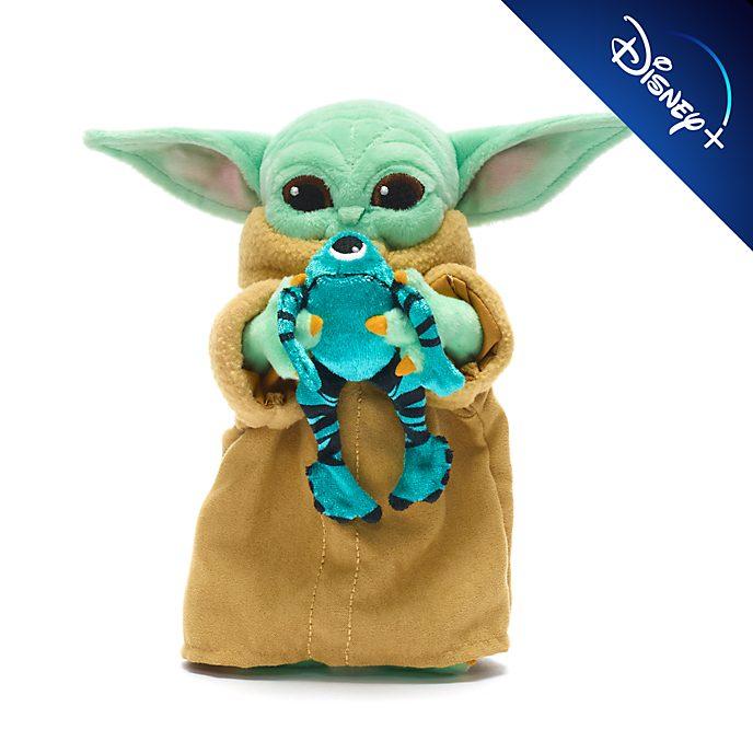 Disney Store The Child with Sorgan Frog Mini Bean Bag, Star Wars