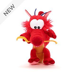 Disney Store Mushu Shoulder Soft Toy, Mulan