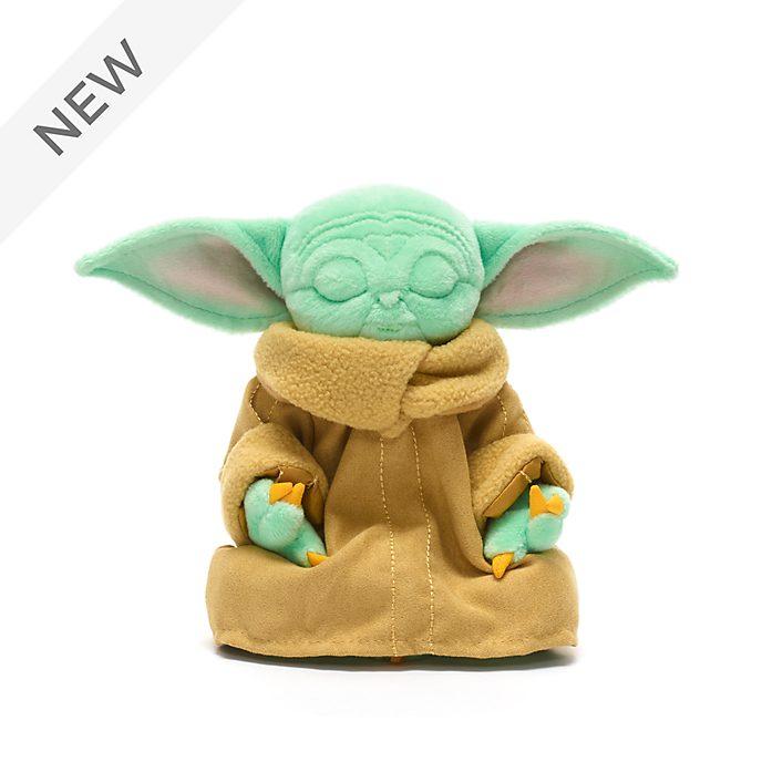 Disney Store The Child Meditating Mini Bean Bag, Star Wars