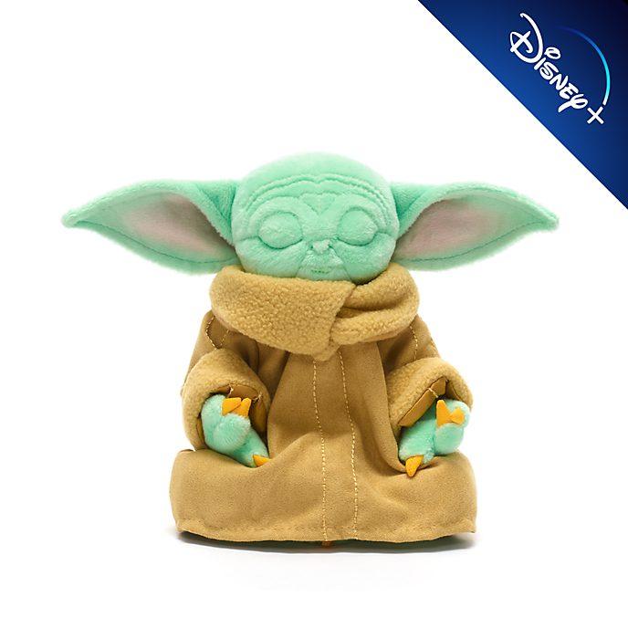 Mini peluche imbottito Grogu in meditazione Star Wars Disney Store