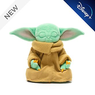 Disney Store The Child Meditating Mini Bean Bag, Star Wars