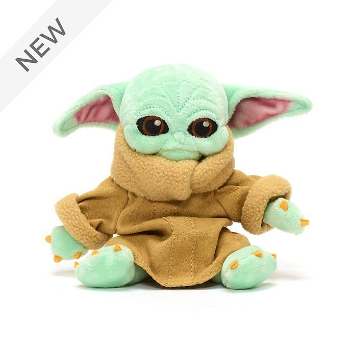 Disney Store The Child Shoulder Soft Toy, The Mandalorian