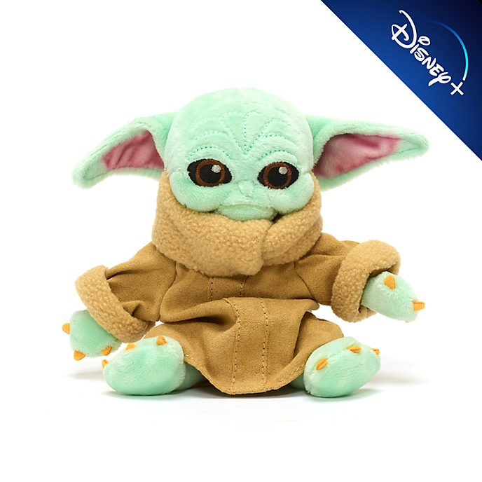 Disney Store The Child Shoulder Soft Toy, The Mandalorian