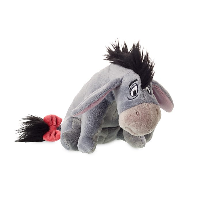 Disney Store Eeyore Mini Bean Bag