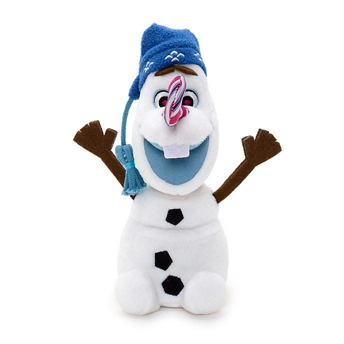 Disney Store - Olaf taut auf - Olaf - Bean Bag Stofftier mini