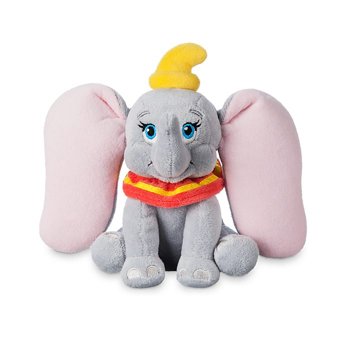 Disney Store Peluche miniature Dumbo assis