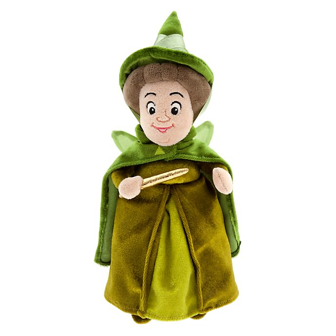 Disney Store - Dornröschen - 60.Geburtstag - Fauna - Bean Bag Stofftier mini