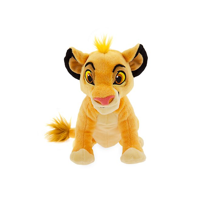 Disney Store Simba Mini Bean Bag