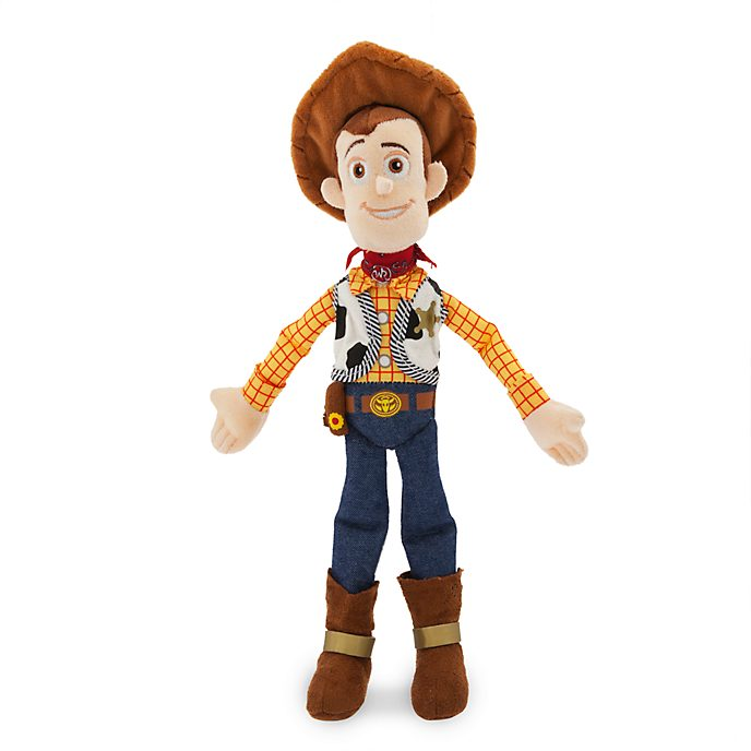 Disney Store Woody Mini Bean Bag