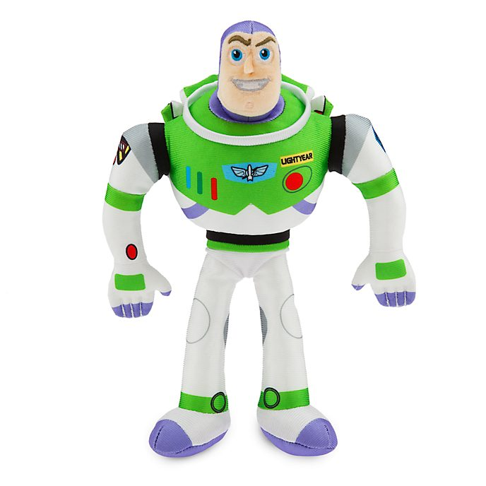 Disney Store Buzz Lightyear Mini Bean Bag