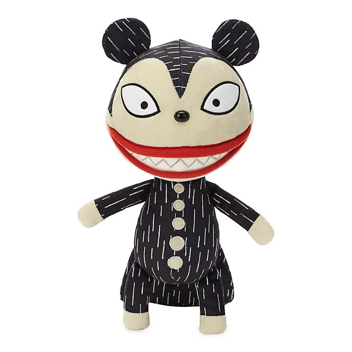 Disney Store Vampire Teddy Small Soft Toy