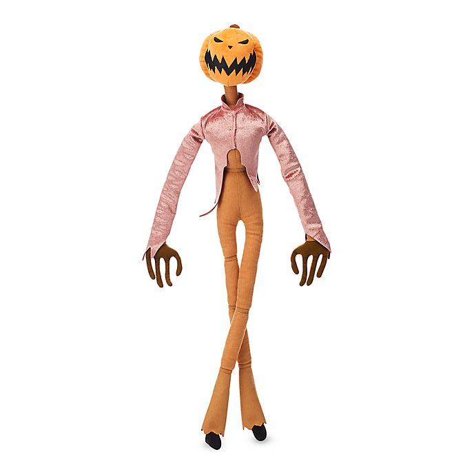 Disney Store Pumpkin King Soft Toy Doll