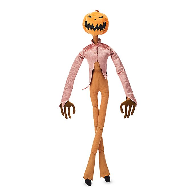 Bambola di peluche Re delle Zucche Disney Store