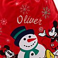 Saco Navidad Minnie y Mickey, Holiday Cheer, Disney Store