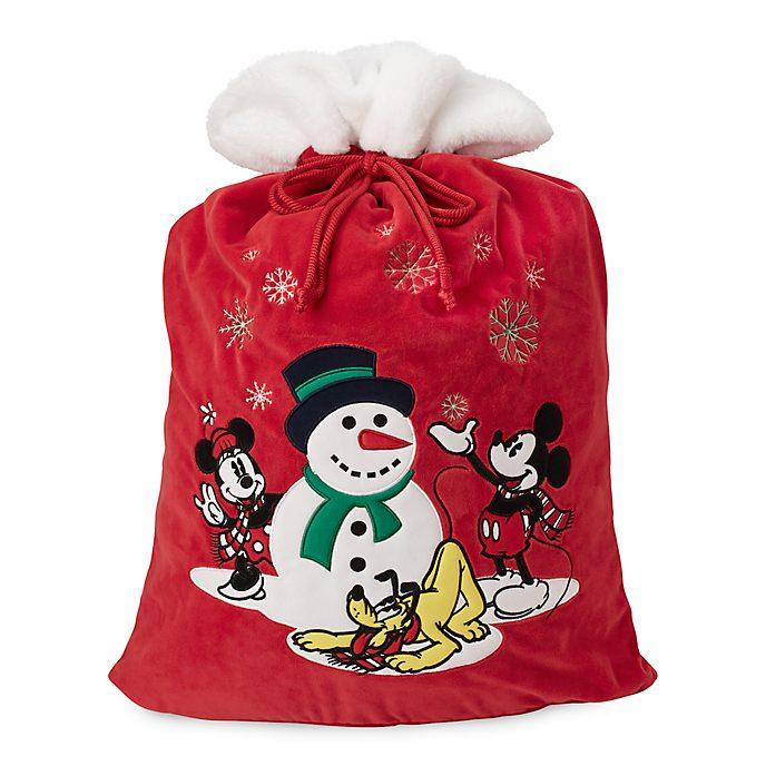Sacca natalizia Holiday Cheer Topolino e Minni Disney Store