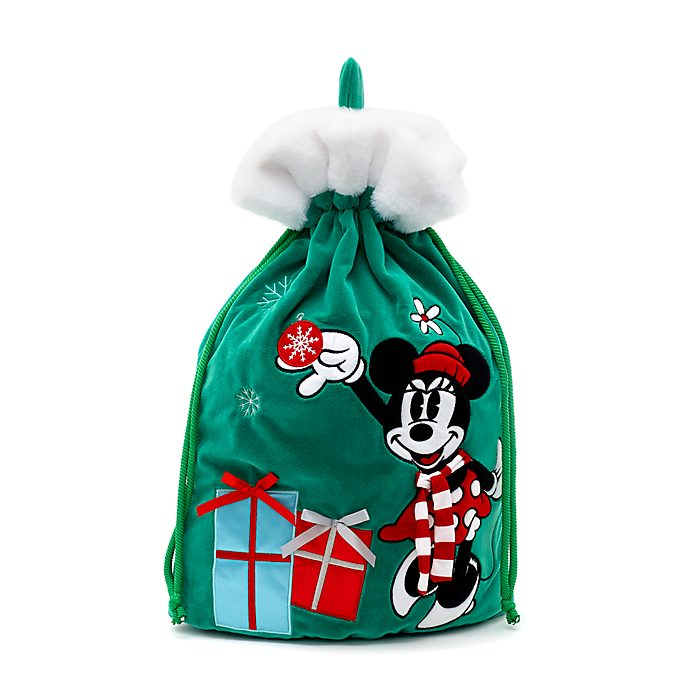Sacca natalizia Holiday Cheer Minni Disney Store