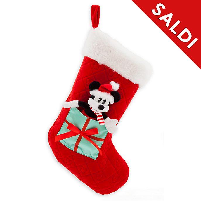 Calza Topolino Holiday Cheer Disney Store
