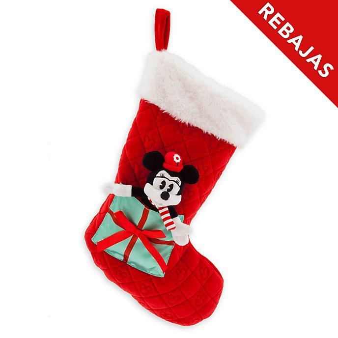 Calcetín Navidad Minnie Mouse, Holiday Cheer, Disney Store