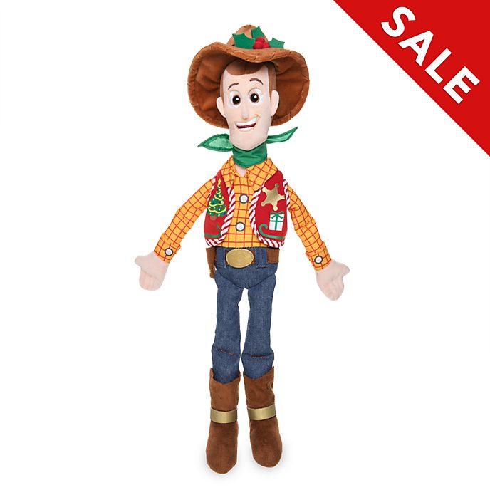 Disney Store - Holiday Cheer - Woody - Kuschelpuppe
