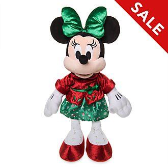 Disney Store - Holiday Cheer - Minnie Maus - Kuscheltier
