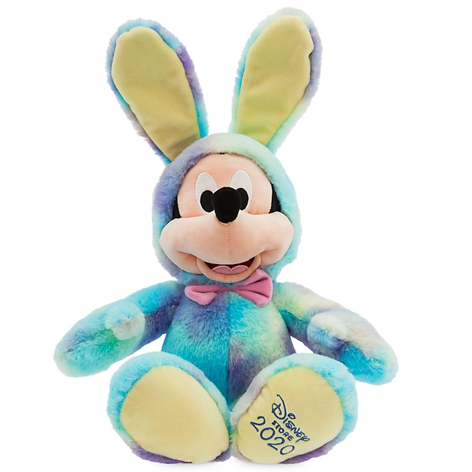 Disney Store Mickey Mouse Easter Medium Soft Toy