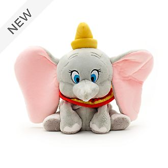 Disney Store Dumbo Microwavable Small Soft Toy