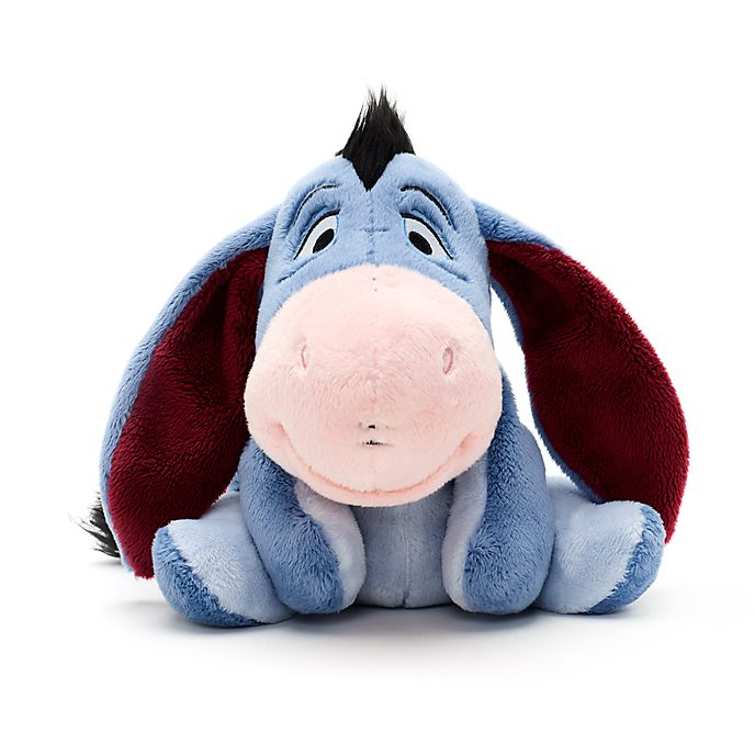 Disney Store Eeyore Microwavable Small Soft Toy