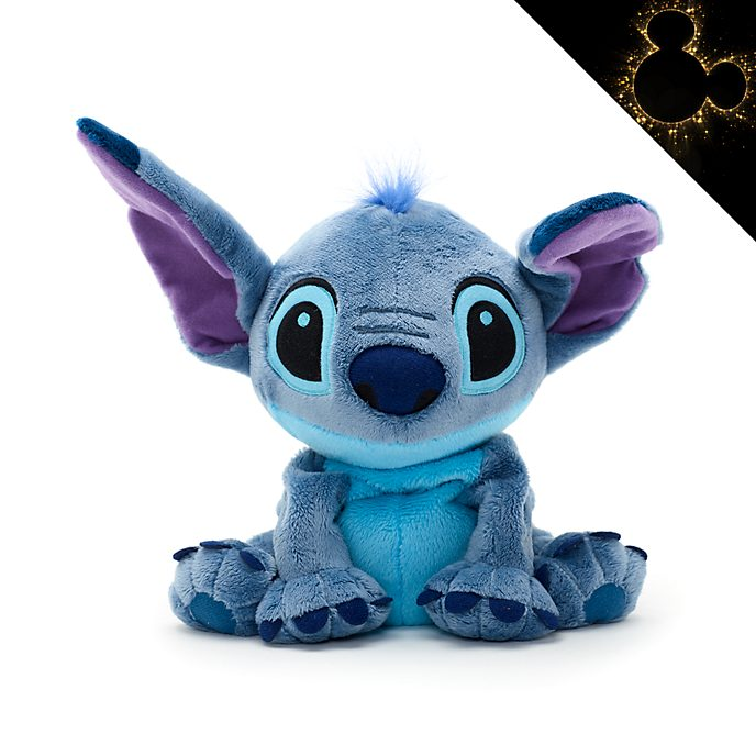 Disney Store Petite peluche Stitch micro-ondable