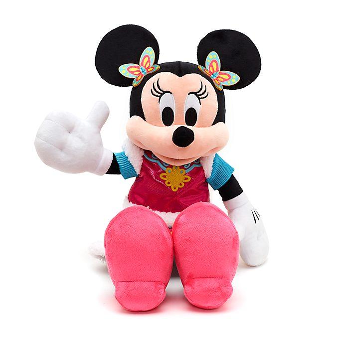 Disney Store - Minnie Maus - Chinesisches Neujahr - Kuschelpuppe