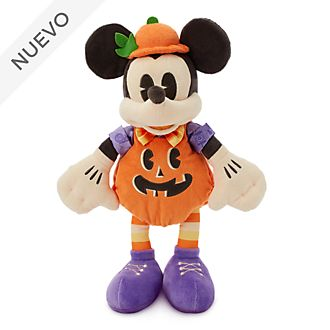 Peluche pequeño Mickey Mouse calabaza, Disney Store