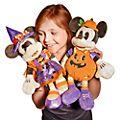 Disney Store Petite peluche Minnie en sorcière
