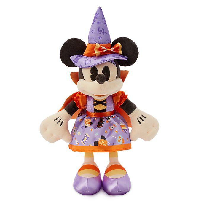 Disney Store - Minnie Maus als Hexe - Kuschelpuppe
