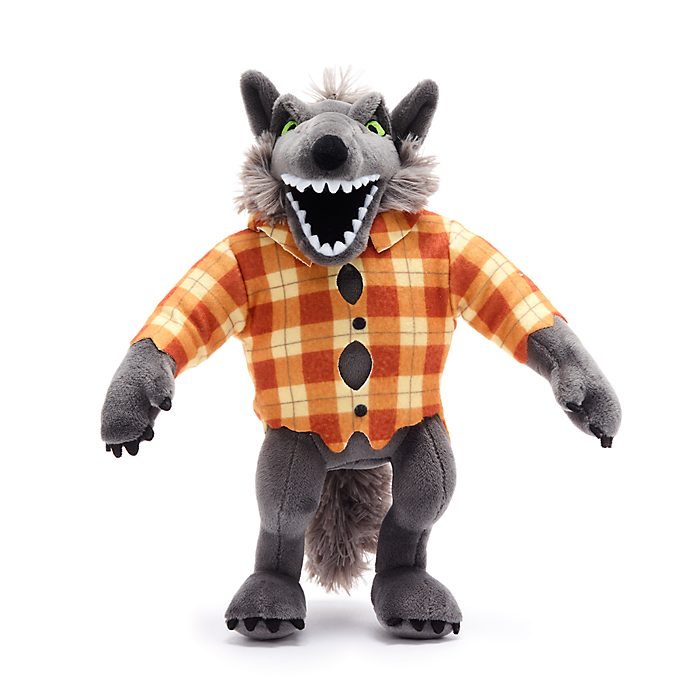 Disney Store Werewolf Small Soft Toy, The Nightmare Before Christmas
