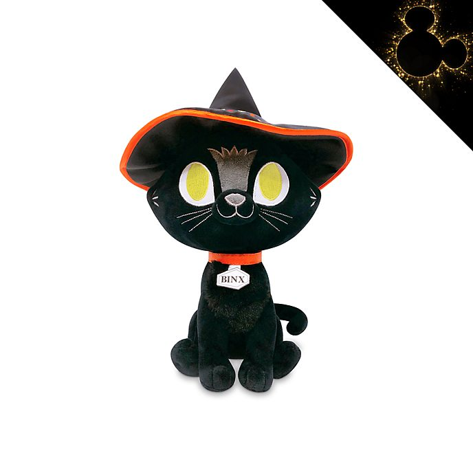 Disney Store Binx Small Soft Toy, Hocus Pocus