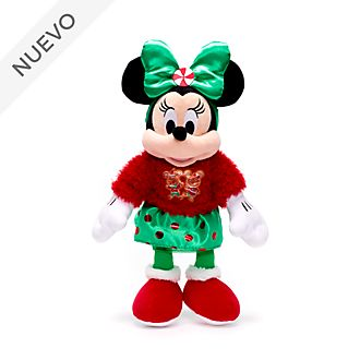 Peluche mediano Minnie Mouse, Holiday Cheer, Disney Store